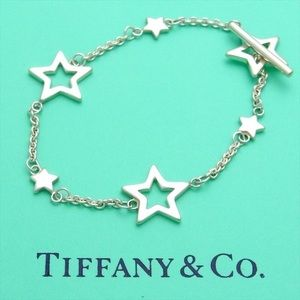 Tiffany & Co Star Chain Bracelet